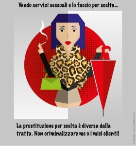 Campagna a supporto delle lotte di http://www.sexworkeurope.org