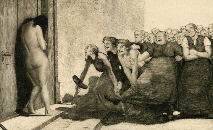 Sono una prostituta e le abolizioniste mi sembrano dame per la temperanza