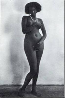 Venere Nera, anni 30