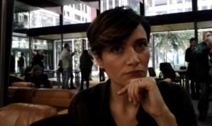 L'attrice Anna Foglietta interpreta il ruolo di Stella nella miniserie Ragion di Stato