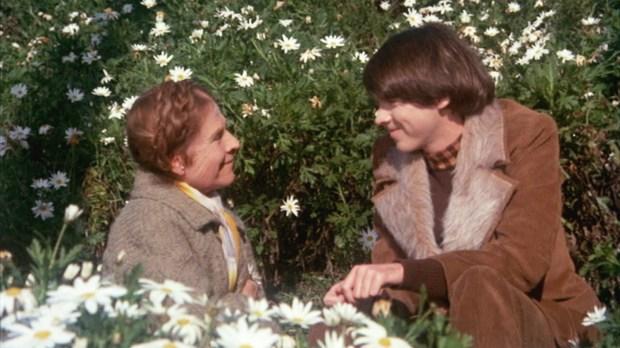 Scena tratta dal film Harold e Maude
