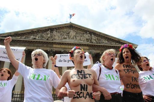 Le abolizioniste francesi