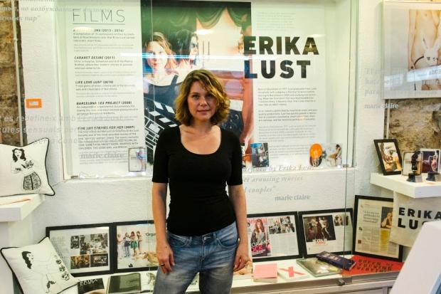 Erika Lust, regista porno