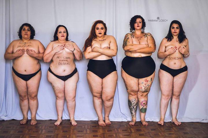 Foto della fotografa brasiliana Mariana Godoy che ha dato il via ad un progetto chiamato