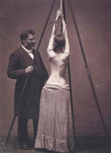 Vintage-BDSM-Bondage-Frame