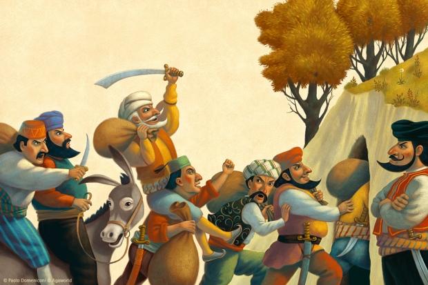 Illustrazione di Paolo Domeniconi