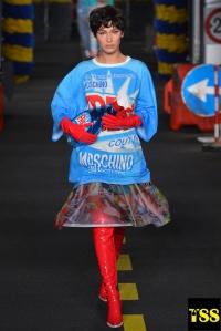 Moschino RTW Spring 2016