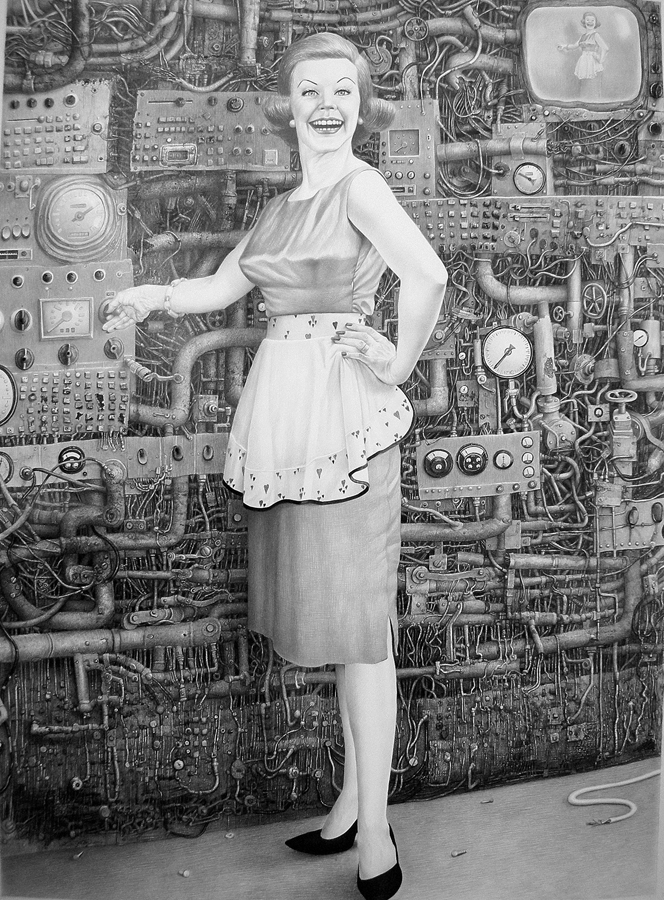 "Laurie Lipton, ""On"""
