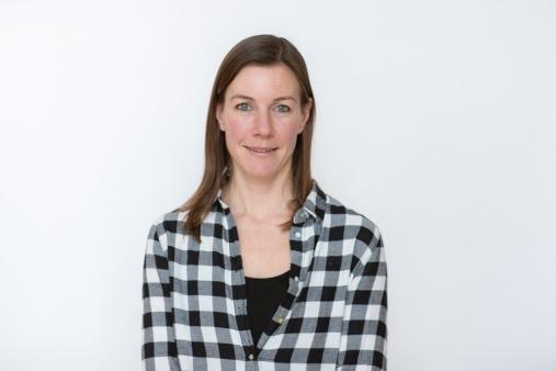 Shannon Kozak, 34 anni, di Calgary, in Canada. Ha fatto la gestazione per altri nel 2015. (Chris Bolin, Globe and Mail)