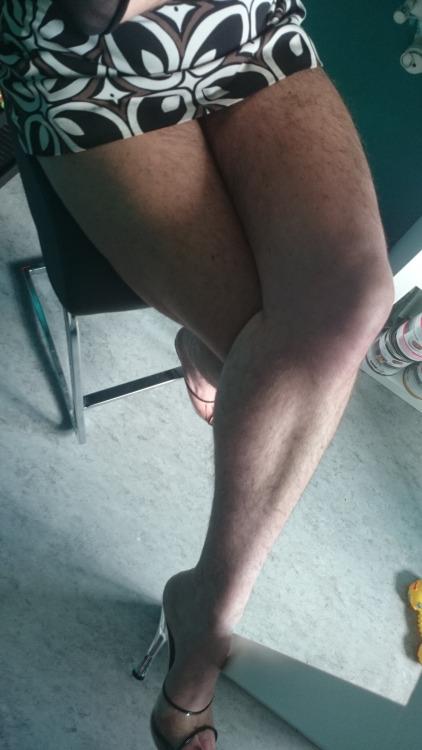 Foto dal progetto Hairy Legs Club - http://hairylegsclub.tumblr.com