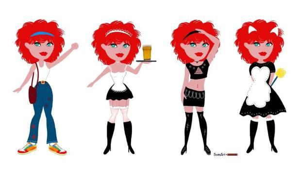 Illustrazioni di Paola Bianconi e 5vmart (https://www.facebook.com/5vmart/?fref=ts)