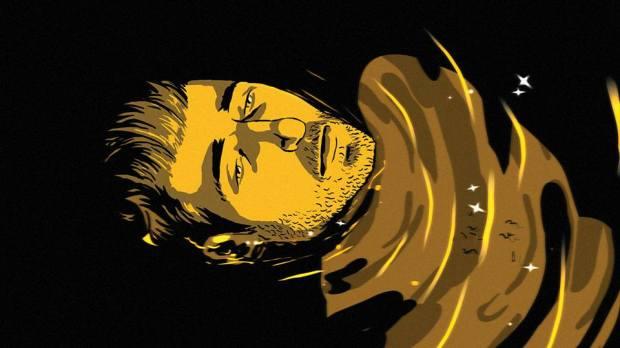Immagine tratta dal lavoro di Ari Folman, Valzer con Bashir