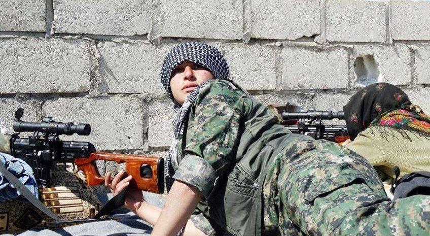 Dalla guerra che le donne curde stanno facendo contro i fanatici dell'Isis