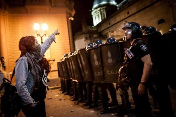 Dalle lotte delle donne a Rosario, Argentina