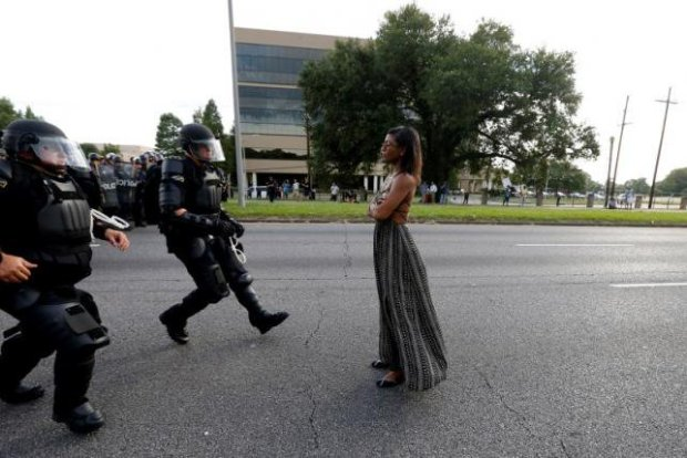 #IeshiaEvans #BatonRouge #BlackLivesMatter